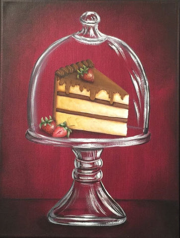 Decadence Under Glass Online Class by Lonna Lamb