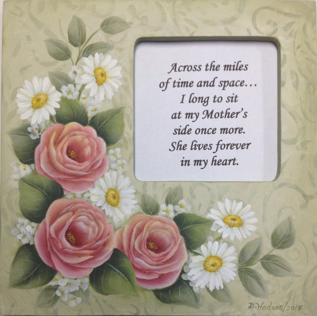 Mother's Roses Epacket by Donna Hodson