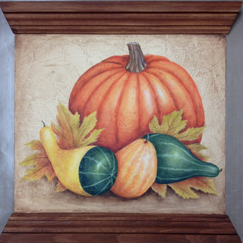 Fall's Bounty Acrylics e-packet by Donna Hodson