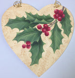 Christmas Foliage by Donna Hodson