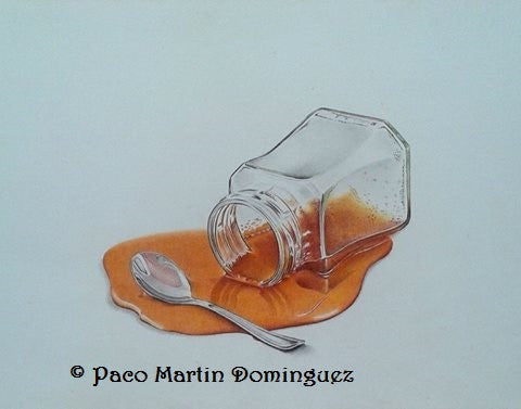 Honey and Glass Online Class by Paco Martin Dominguez