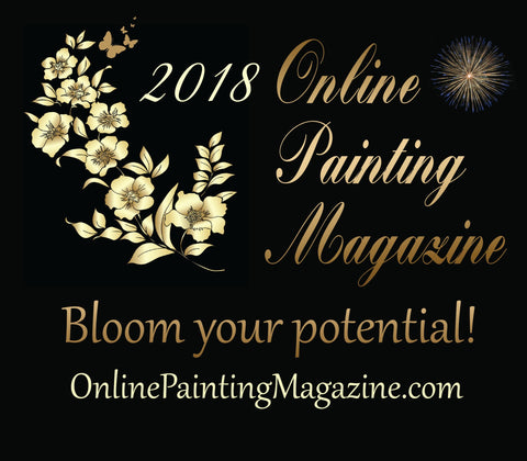 2018 Membership Subscription to Online Painting Magazine