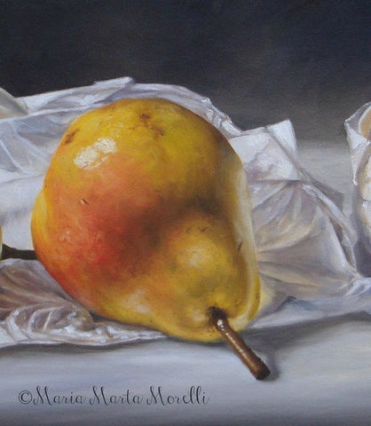 Pear Online Class by Maria Marta Morelli