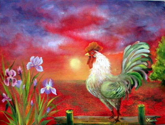 Brewster the Rooster by Mara Trumbo