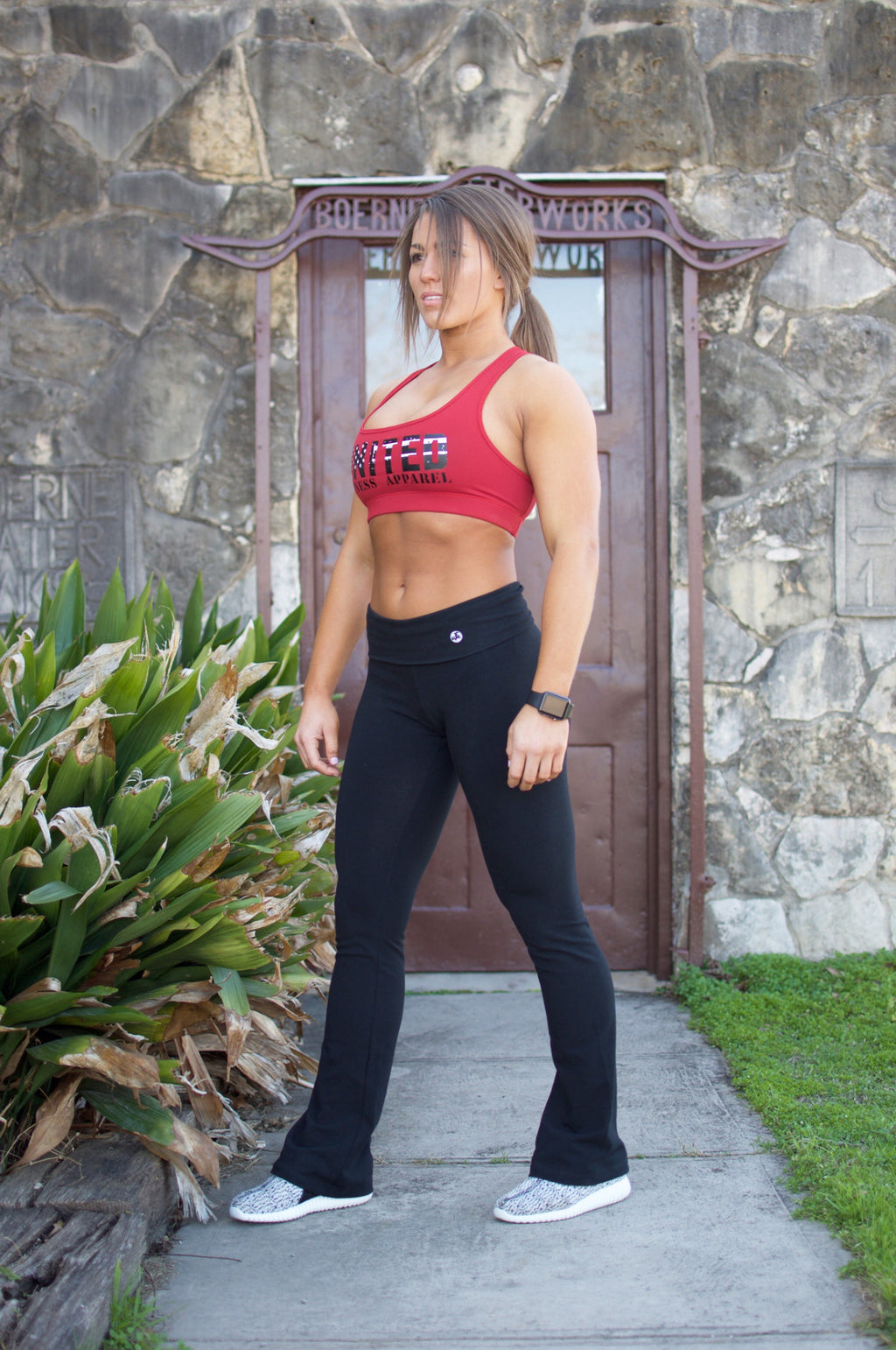 Black Label Yoga Pants