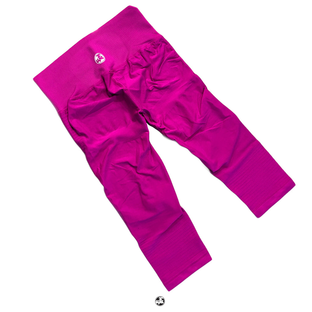 Performance Capris (Hot Pink)