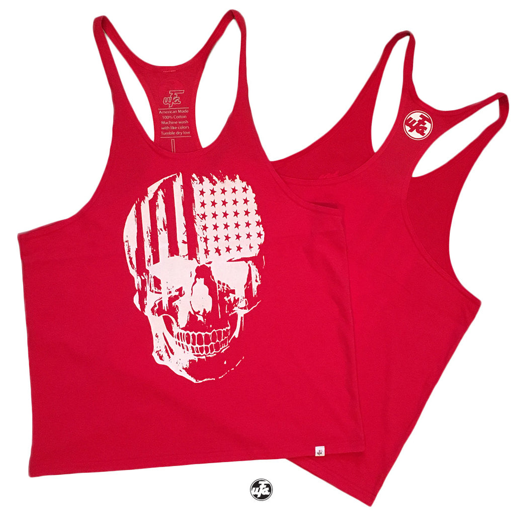 Red Skull Stringer
