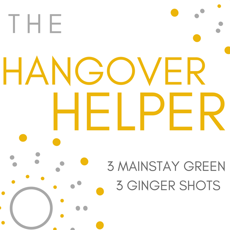The Hangover Helper
