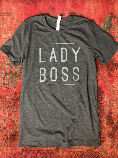 Lady Boss Shirt