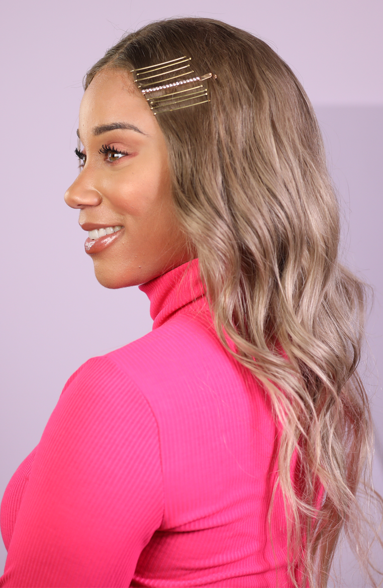 4 SUPER Easy Holiday Hairstyles