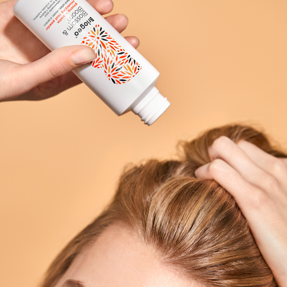 Blog - Turn Up the Volume (Of Your Hair): Our New Blossom & Bloom Volumizing Root Powder