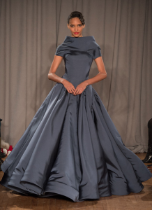 Zac Posen FW 2014, photo from style.com