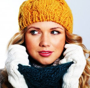 winter hair regimen, fall hair tips, How to Protect Your Hair from the Cold