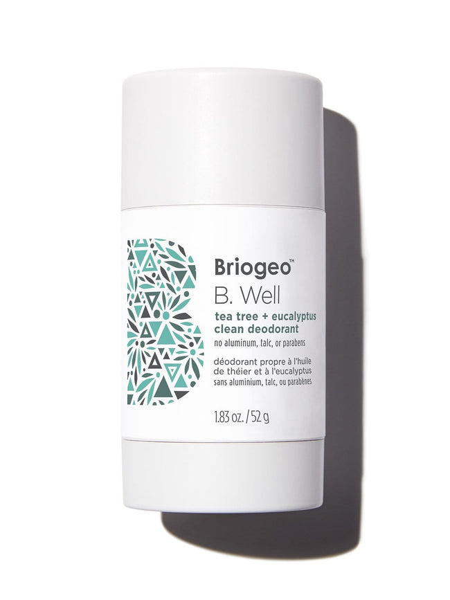 B. Well Tea Tree + Eucalyptus Clean Deodorant