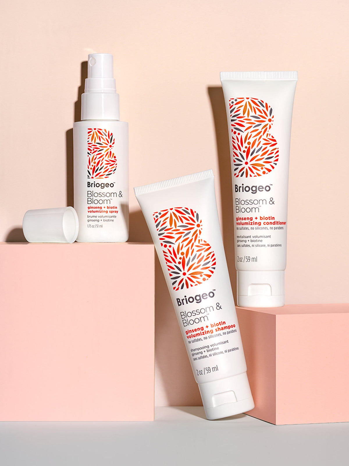 Blossom & Bloom™ Volumizing On-The-Go Travel Kit