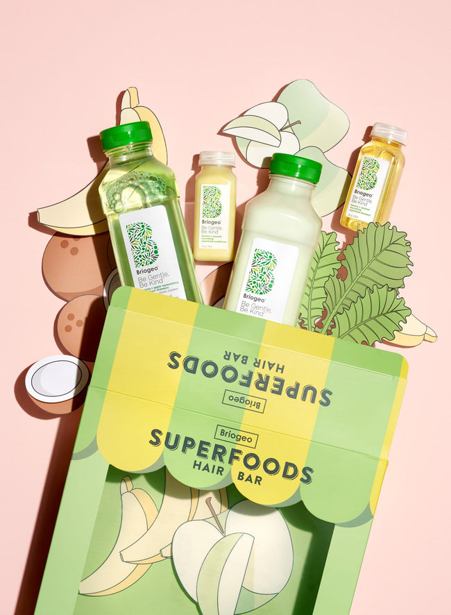 Superfoods Hair Bar