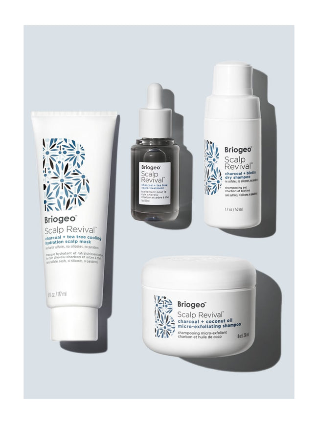 Scalp Revival Complete Scalp Care Essentials Value Set