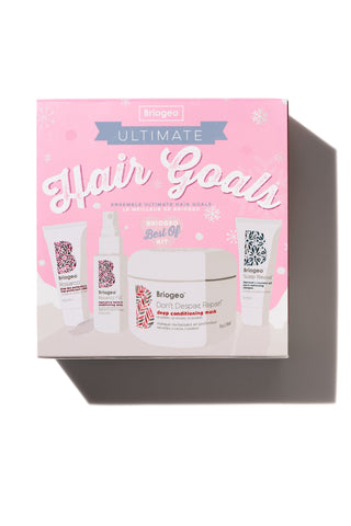 Ultimate Hair Goals - Best of Briogeo Essentials Kit
