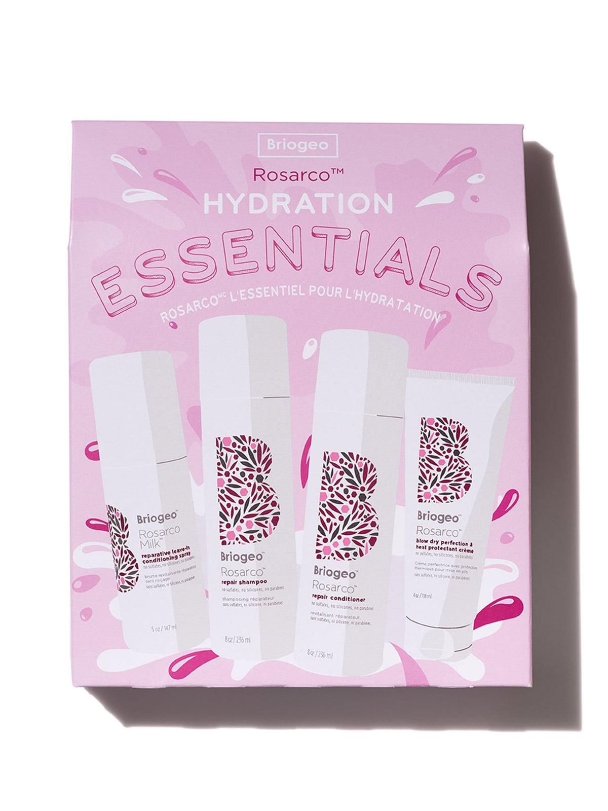 Rosarco™ Hydration All The Way Essentials Kit