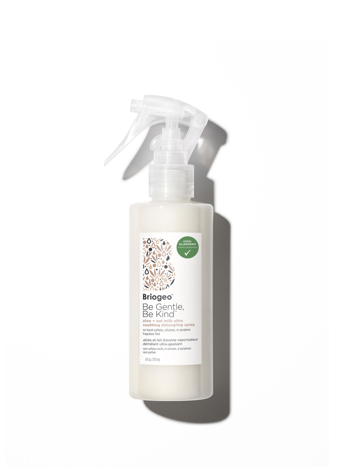 Be Gentle, Be Kind Aloe + Oat Milk Ultra Soothing Detangling Spray