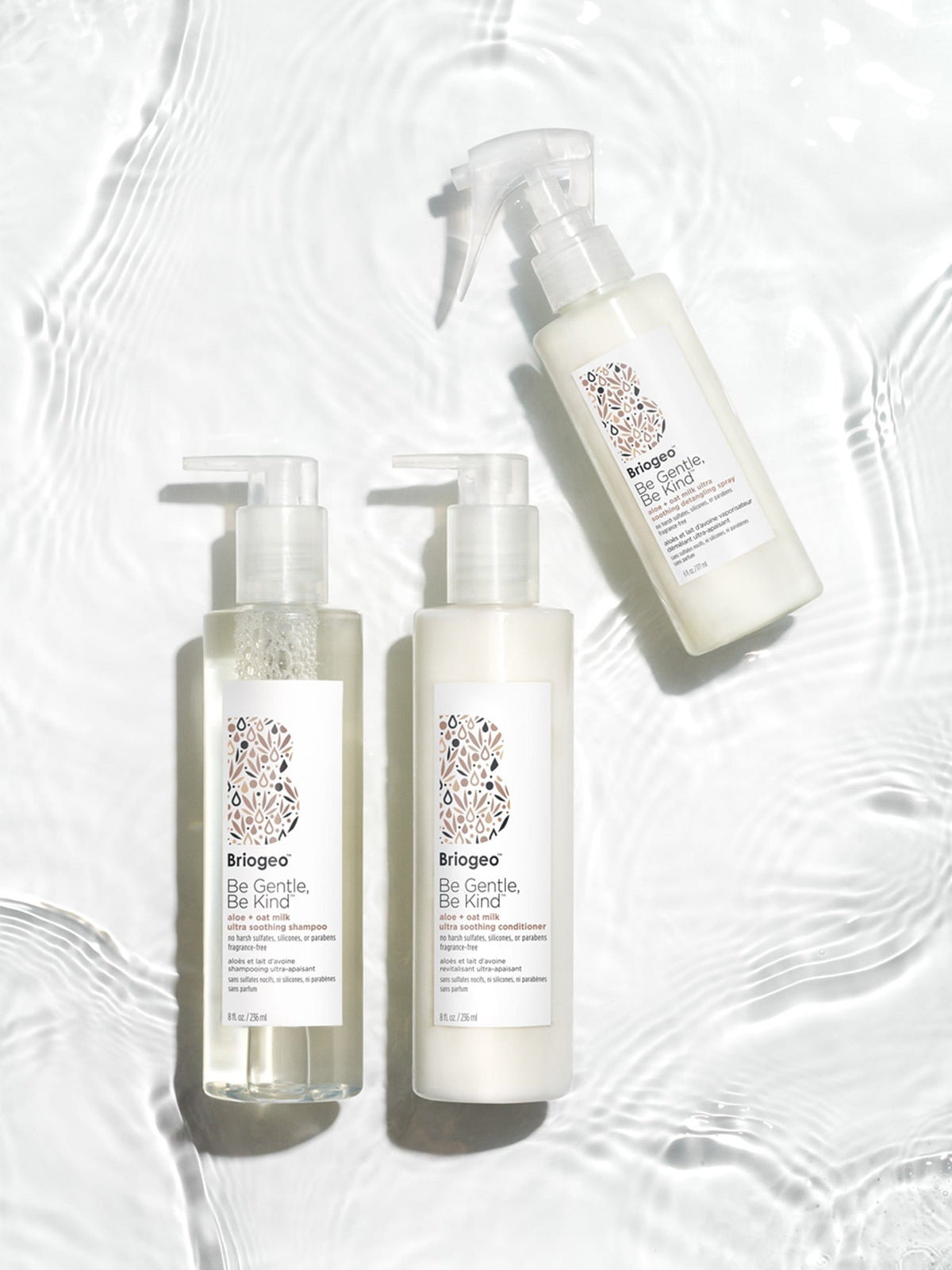 Be Gentle, Be Kind Aloe + Oat Milk Ultra Soothing Shampoo
