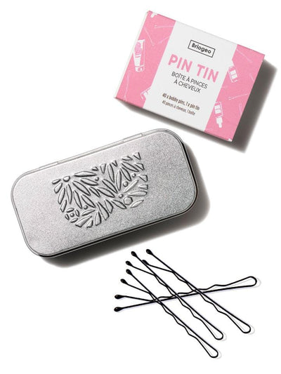 Pin Tin (Black)