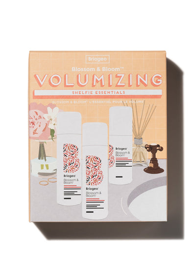 Blossom & Bloom Volumizing Shelfie Essentials Kit