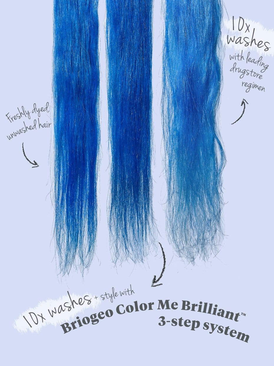 Color Me Brilliant Mushroom + Bamboo Color Protect Shampoo