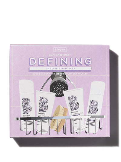 Curl Charisma Defining Shelfie Essentials Kit