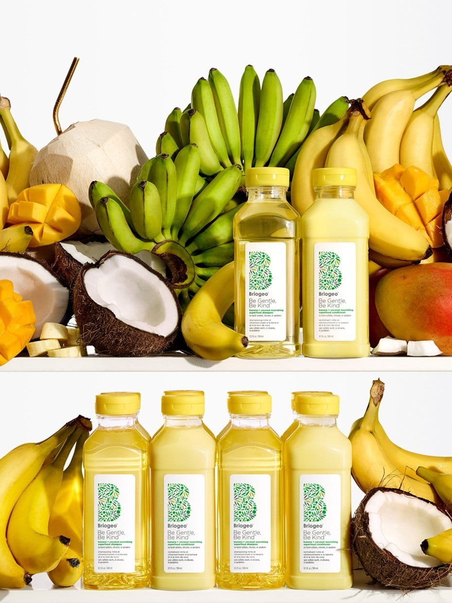 Be Gentle, Be Kind Banana + Coconut Nourishing Superfood Shampoo