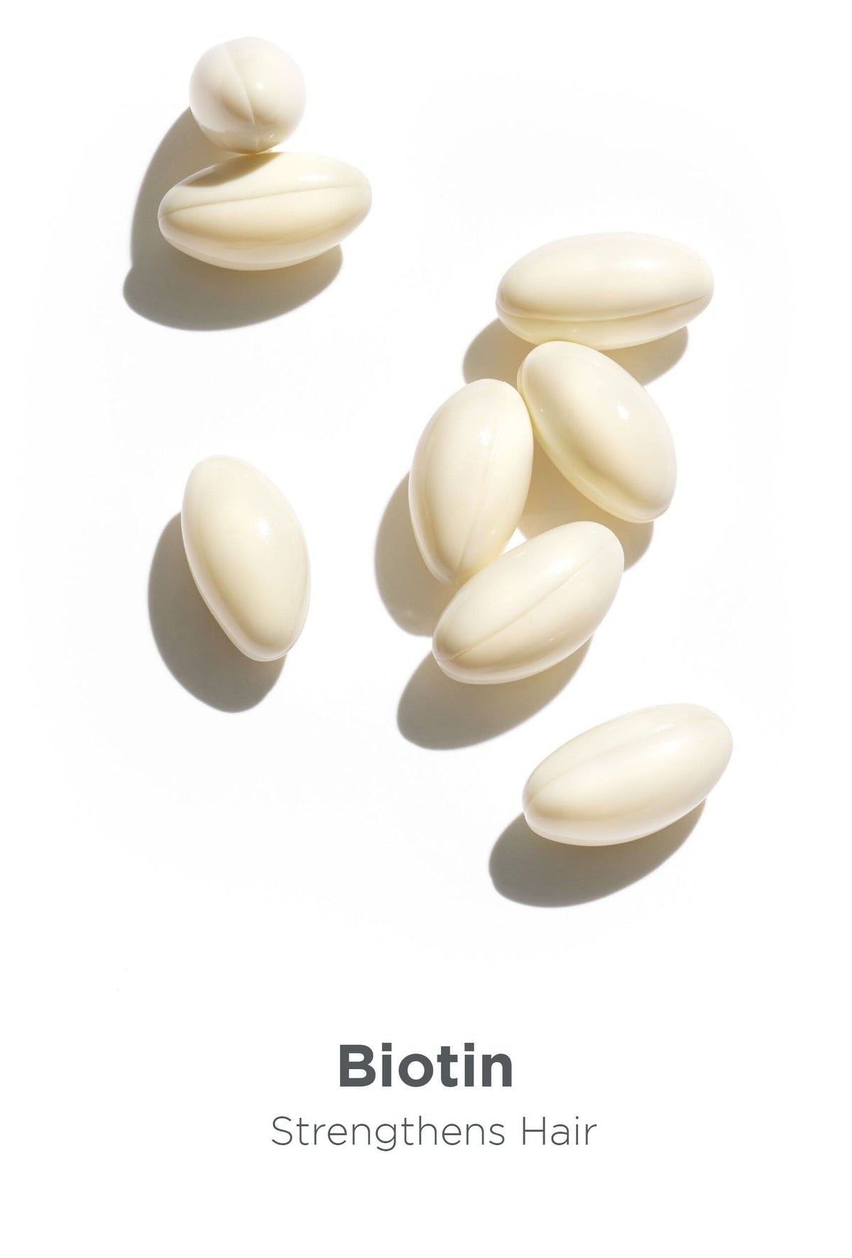 B. Well Vegan Omega 3, 6, 9 + Biotin Supplements For Healthy Hair