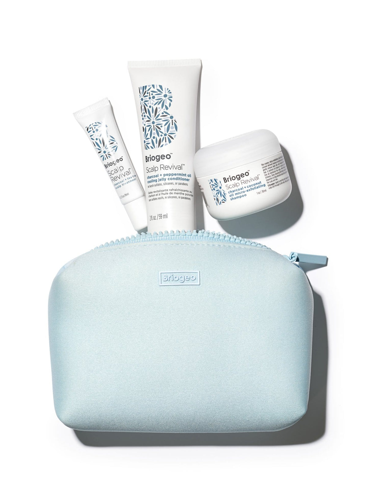Scalp Revival Scalp Soothing Travel Kit