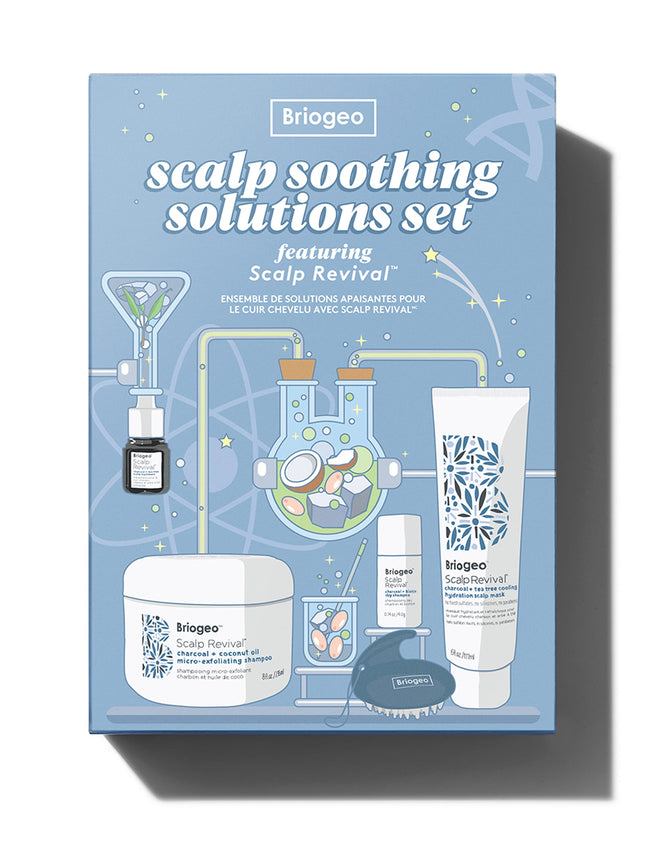 Scalp Revival Scalp Soothing Solutions Set