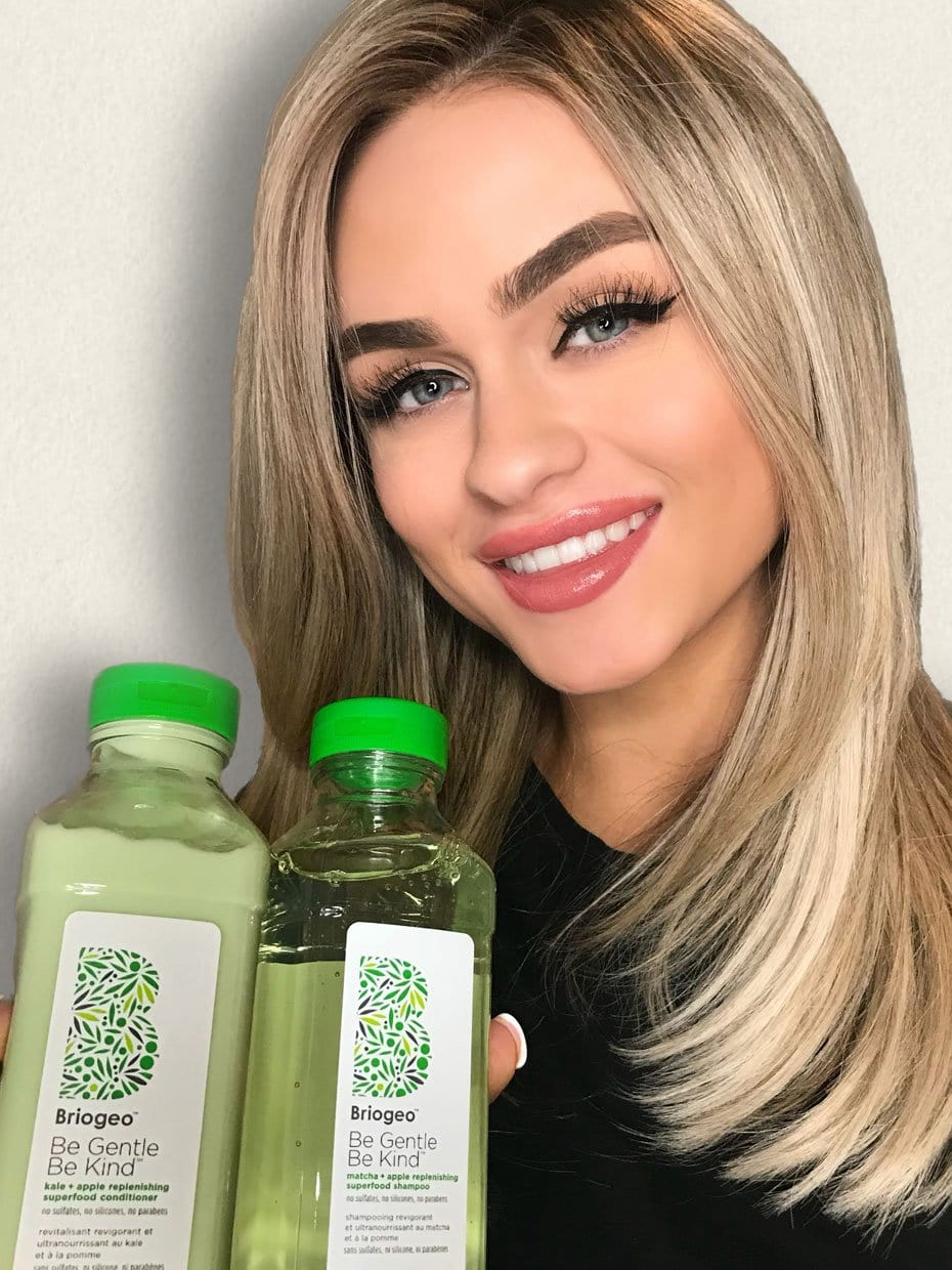 Be Gentle, Be Kind Matcha + Apple Replenishing Superfood Shampoo
