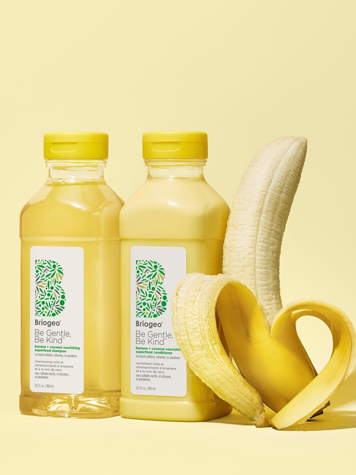 Be Gentle, Be Kind Superfoods Banana + Coconut & Avocado Hair Pack