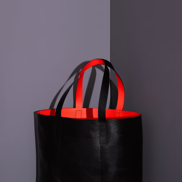 Mr Dog Leather Tote
