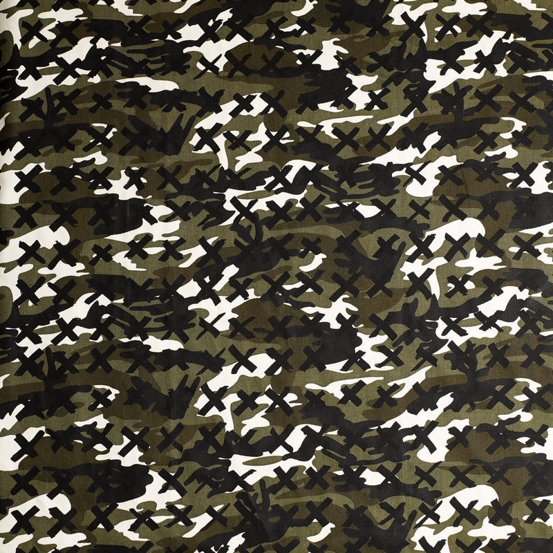 Camo-X Bed Black - Mr. Dog New York