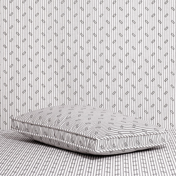 Geometric Mattress Bed - Mr. Dog New York