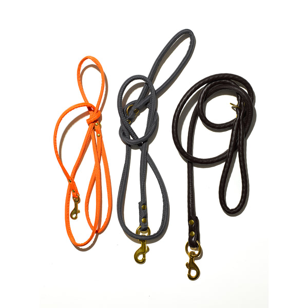 Nylon Dog Leash for Slip-On Collar