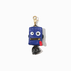 Roboto Dog Poop Bag Holder Cobalt