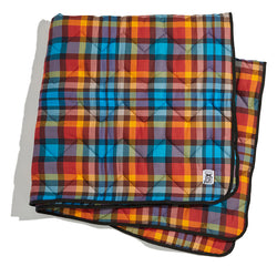MRDxJCRT Dog Blanket The Time Bandits plaid