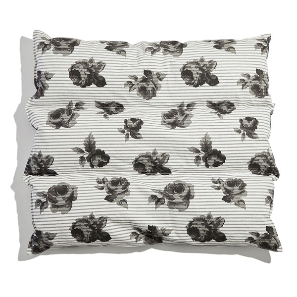 Floral Pillow Dog Bed