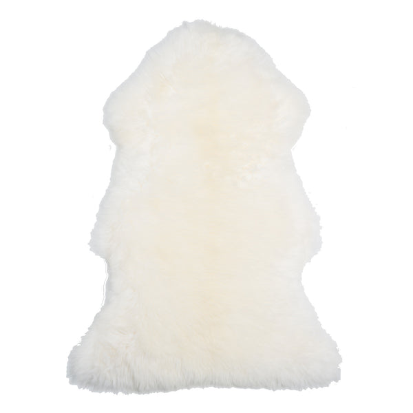 Sheepskin Throw Natural