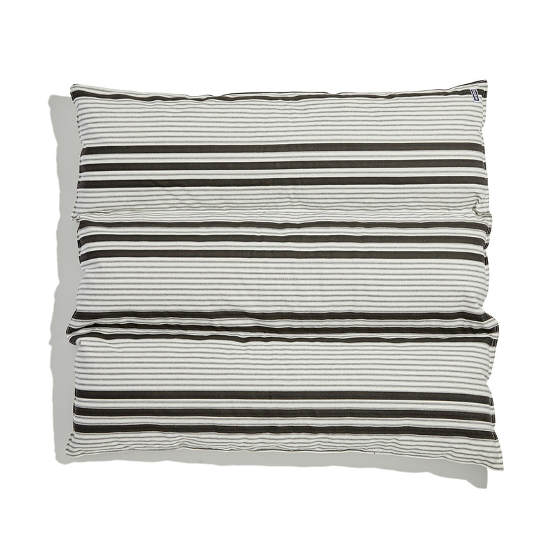 Stripe Pillow Bed