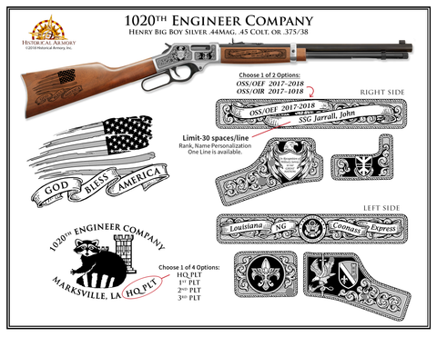 1020th Engineer Company Edition