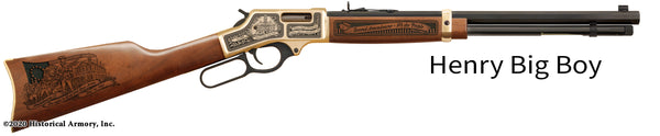 2nd Amendment Limited Edition Engraved Rifle