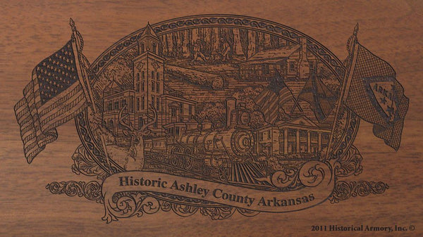 Ashley-county-arkansas-engraved-rifle-Buttstock