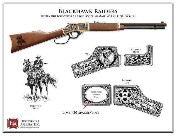Blackhawk Raiders Edition