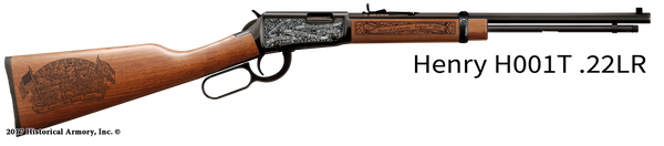 Colorado State Pride Engraved Rifle