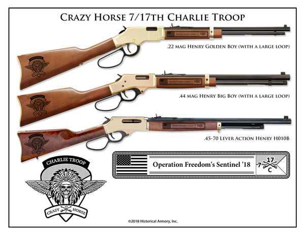 Crazy Horse 7-17th Charlie Troop